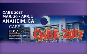 <b>CABE 2017 at Anaheim, CA</b> @ Anaheim | California | United States