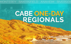 Riverside CABE Regional Conference @ Riverside Convention Center | Riverside | California | United States