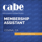 <b>CABE MEMBERSHIP ASSISTANT POSITION</b>