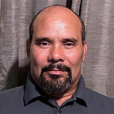 Photo of Francisco Rios, team member
