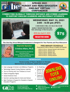 Image of flyer in English - click to download