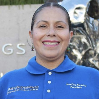 PalmSprings-Josefina_Alcantar-President