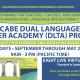 CABE DLTA Program Ad
