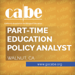 <b>Education Policy Analyst (Part-time)</b>